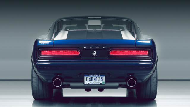 New Equus Bass Muscle Car Is A Beauty With An Ugly Name Exactly